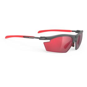 Rudy Project Rydon Gafas, gris/rojo